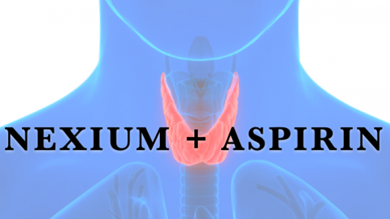Nexium and Aspirin No Miracle Cancer Shield After All