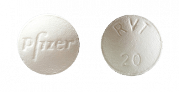 pfizer revatio