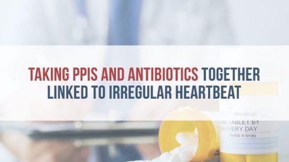 PPI-Antibiotic Mix Linked to Irregular Heartbeat