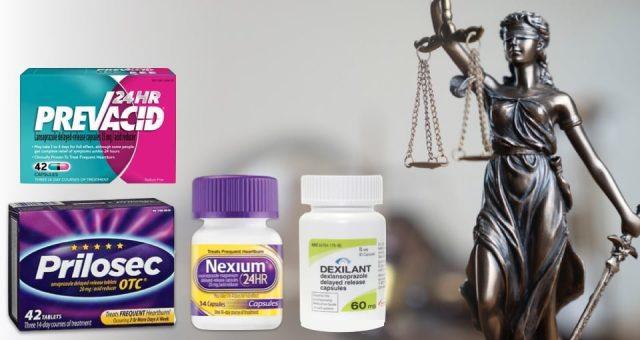 Proton pump inhibitors lawsuits