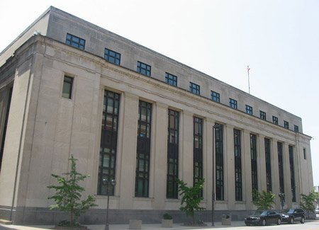 Robert A. Grant Courthouse in South Bend, Indiana