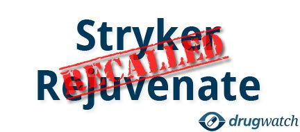 "Stryker rejuvenate with the word ""Rejected"" on it"