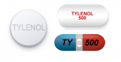 Tylenol Pills and Capsules