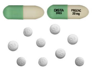 Prozac and Paxil