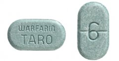 warfarin tablets