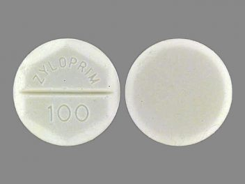 Zyloprim (allopurinol) tablets