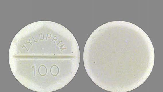 Zyloprim (allopurinol) tablets